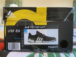 New In Box Adidas Tour360 EQT Boost 2.0 BOA Mens 10.5 Med Bl