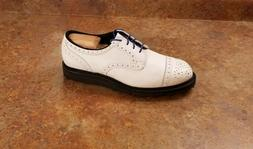 New! Allen Edmonds Jack Nicklaus 'Bearpath' Golf Shoes White