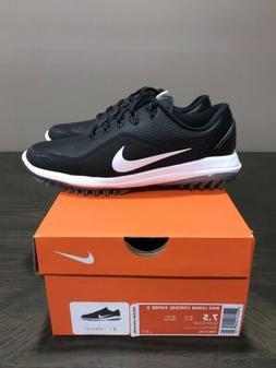 NEW Nike Lunar Control Vapor 2 Golf Shoes White 909084-100 W