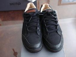 *NEW* MEN ASHWORTH CARDIFF GOLF SHOES BLACK SIZE: 9