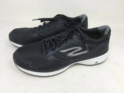 New! Men's Skechers 54516 Go Golf Fairway Golf Shoes Black/W