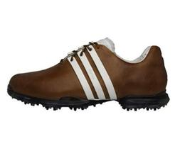 NEW ADIDAS MEN'S ADIPURE GOLF SHOES HICKORY 670963/675754 -