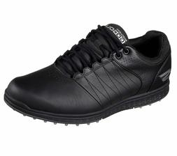 NEW MEN'S SKECHERS GO GOLF ELITE 2 GOLF SHOES BLACK 54502/BB