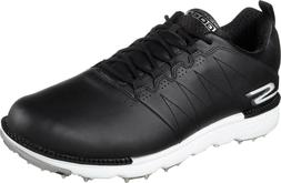 Skechers Men's Go Golf Elite V.3 Black/White Spikeless Golf