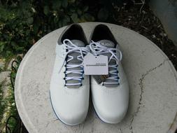 NEW Men's Skechers Go Golf Torque Golf Shoes #54509 White/bl