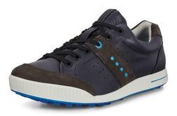 New Men`s ECCO Golf Street Premiere Retro Shoes Hydromax 039