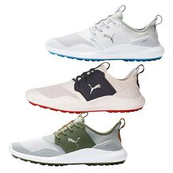 NEW Men's Puma Ignite NXT LACE Golf Shoes - Pick Size & Colo