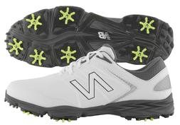 New Balance - New Men's Striker Spiked Golf Shoes - White/Gr