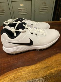 NEW Nike Men's Vapor Pro Golf Shoes  White/Black Size 10