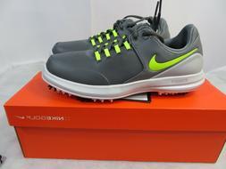 New Mens Nike Air Zoom Accurate Golf Shoes Dark Grey 909724