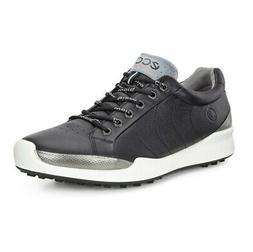 NEW Mens ECCO Biom Hybrid Golf Shoes Black/Black Solid - Cho
