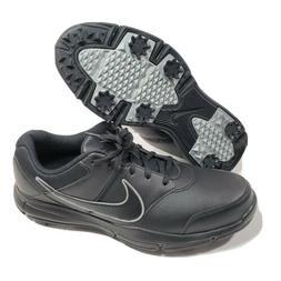 New Mens Nike Black/Silver Nike Durasport 4 Golf Shoes 84455
