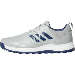NEW Mens Adidas CP Traxion SL Spikeless Golf Shoes Grey/Indi