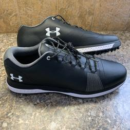 NEW Men's UNDER ARMOUR FADE RST 3 #3023330-001 Golf Shoes