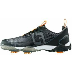 NEW FootJoy Mens Freestyle 2.0 Black  Size 9.5 M Golf Shoes