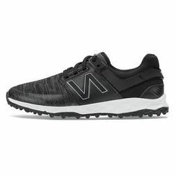 New Mens New Balance Fresh Foam Links SL Golf Shoes Black 9
