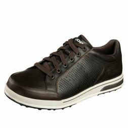 New Mens Skechers Go Golf Drive 2-LX Golf Shoes Chocolatel S