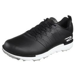 NEW Mens Skechers Go Golf Elite V3 Golf Shoes 54523 Black/Wh