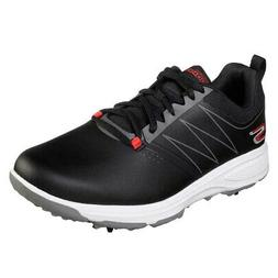 NEW Mens Skechers Go Golf Torque Golf Shoes 54541 Black / Re