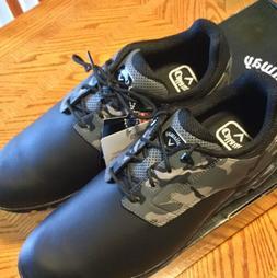 NEW Men's CALLAWAY Golf La Jolla SL Shoes Black Camo Size