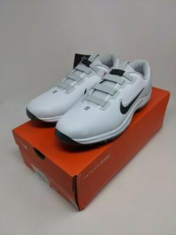 New Mens Nike Golf Tiger Woods TW71 Fast Fit Golf Shoes Whit
