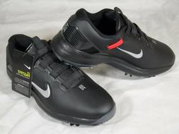 New Mens Nike Golf Tiger Woods TW71 FastFit Golf Shoes Spike