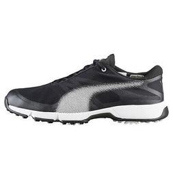 NEW Mens Puma Ignite Drive Sport Golf Shoes Black / White /