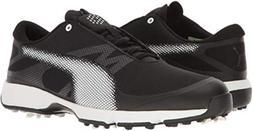 NEW Mens Puma Ignite Drive Sport Waterproof Golf Shoes - Bla