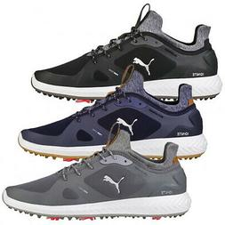 NEW Mens Puma Ignite PWRADAPT Golf Shoes - Choose Your Size