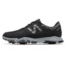 NEW MEN'S NEW BALANCE MINIMUS TOUR GOLF SHOES BLACK NBG10