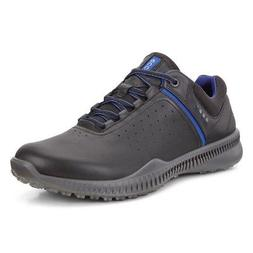 NEW Mens ECCO S-Drive Perf Spikeless Golf Shoes 15114 Black/