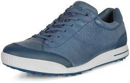 NEW ECCO Mens Street Retro Hydromax Spikeless Golf Shoes, EU