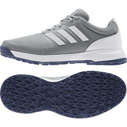 New Adidas Mens Tech Response SL Spikeless Grey/White/Indigo