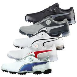 NEW Mens Puma TitanTour Ignite DISC Golf Shoes - Choose Your