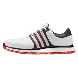 NEW Adidas Mens Tour 360 XT-SL Spikeless Golf Shoes White/Bl