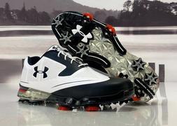 NEW MENS UNDER ARMOUR TOUR TIPS GOLF SHOES 1288575 101-SIZE