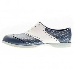Biion Patterns Spikeless Golf Shoes 2016 Anchor Medium Men 3