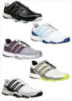 **New** Adidas Powerband BOA Boost Golf Shoes - Pick Size/Co