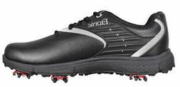 New Etonic- Stabilite™ Golf Shoes Black/Grey Size 10.5 Wid