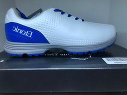 New Etonic- Stabilizer™ Golf Shoes White/Blue Size 12 Wide