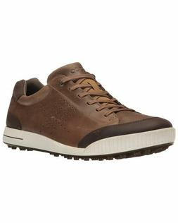 New ECCO Street Retro HM Spikeless Golf Shoes Men's 9-9.5 Eu