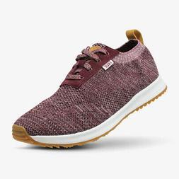 New TRUE Linkswear True Knit Golf Shoes MALBEC Size 9
