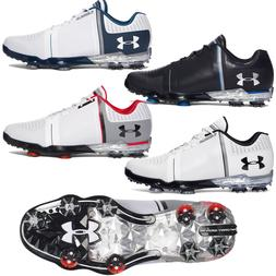New Under Armour UA Spieth One 1 Mens Golf Shoes Cleats Spik