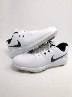 New Nike Vapor Pro Golf Shoes AQ2197-101 White/Black Golf Sh