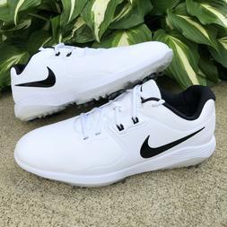 New Nike Vapor Pro Golf Shoes Cleats White/Black  Men's Si