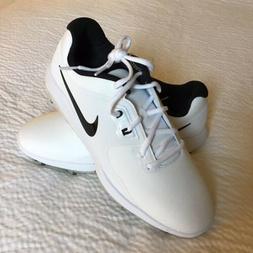 NEW Nike Vapor Pro Golf Shoes Cleats White Black AQ2197-101