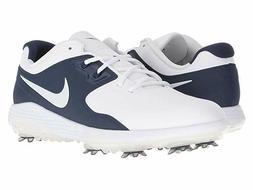 NEW Nike VAPOR PRO Wide Men's Golf Shoes White/Navy Sizes 10