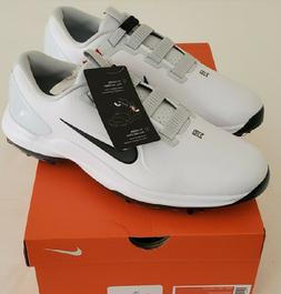 NEW Nike White Size Mens 10.5 Air Zoom Tiger Woods TW71 Fast