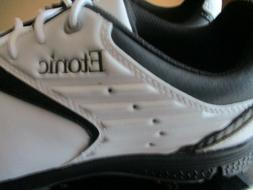 NEW WITH BOX ETONIC STABILITE GOLF SHOES 10.5 WIDE