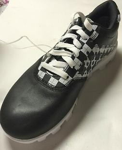 "New Women's ""Skechers GoGolf"" Black and White Golf Shoes  MS"